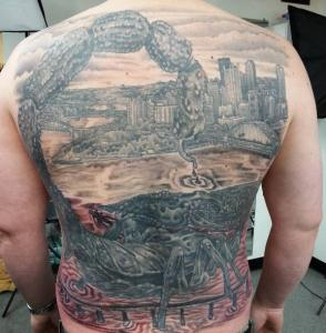 Jon Egenlauf Tattoo Art