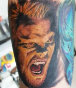 Jon Egenlauf Tattoo Art - Lost Boys