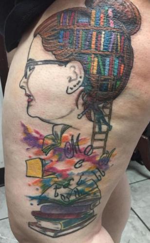 Dawn Lubbert Tattoo Art