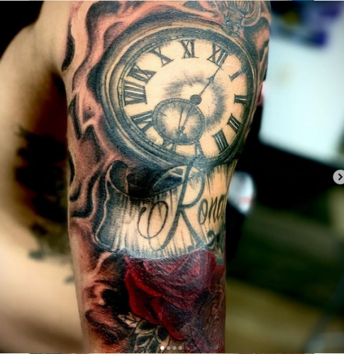 Luis-clock