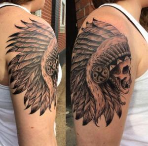 Joe Cupac Tattoo Art